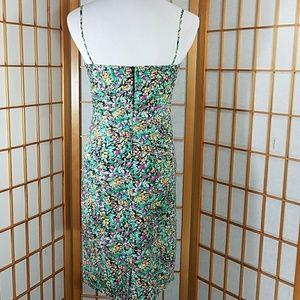 Moda International Dresses - 🔴5/$25 Moda International green floral dress